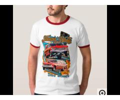 Screamin' Woody Ringer T-Shirt