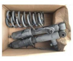 1993 CADILLAC ALLANTE REAR SHOCKS AND COIL SPRINGS